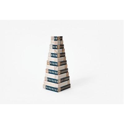 Blockitecture Tower (Blue)