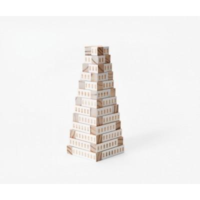 Blockitecture Tower (White)