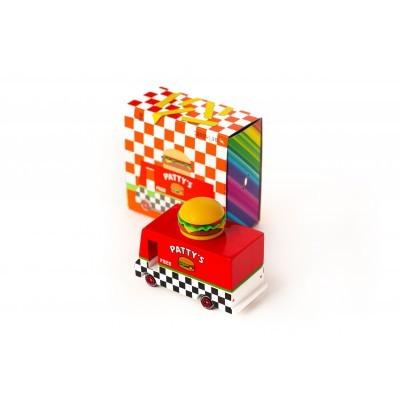Candylab Hamburger Van
