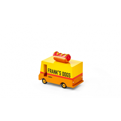 Candylab Hot Dog Van