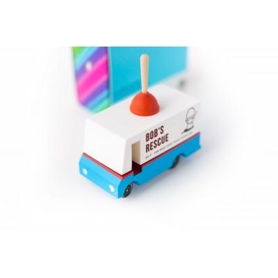 Candylab Plumbing Van