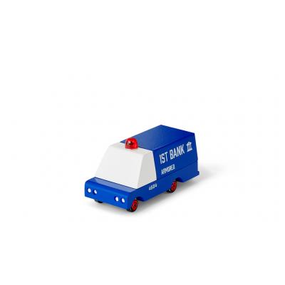 Candylab Armored Van