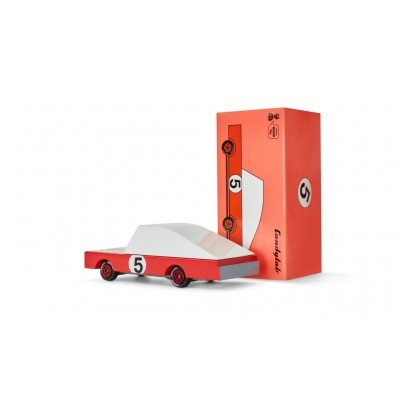 Candylab Red Raxer#5 Candycar