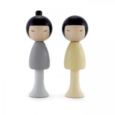 CLiCQUES Yuma & Ren (KOKESHI Inspired)