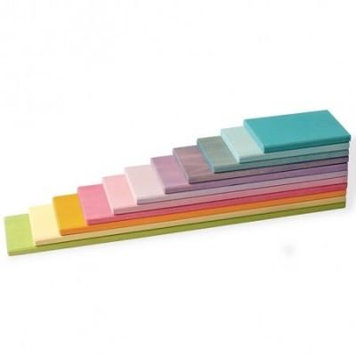 Grimm's Pastel Building Boards
