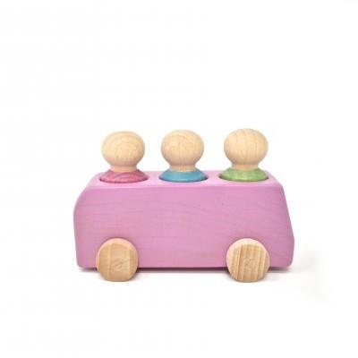 Lubu Bus (Pink)