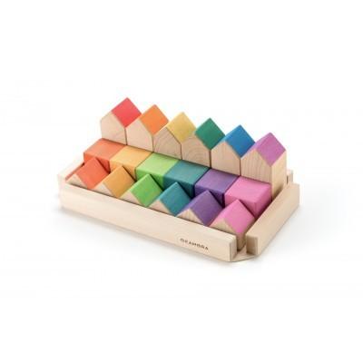 Ocamora | Houses & Cubes