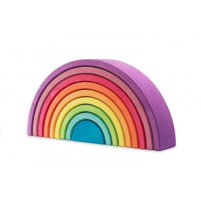 Ocamora | 9 piece Rainbow - Purple