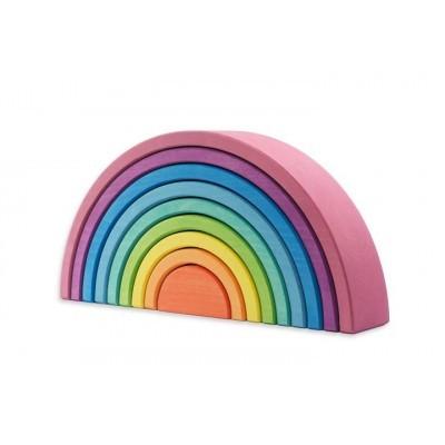Ocamora   9 piece Rainbow - Pink
