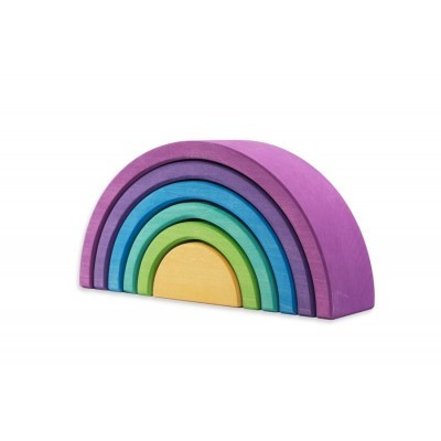 Ocamora | 6 piece Rainbow - Purple