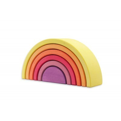 Ocamora | 6 piece Rainbow - Yellow