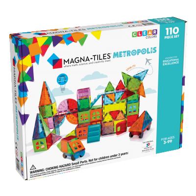 Magna-Tiles | Metropolis 110-Piece Set