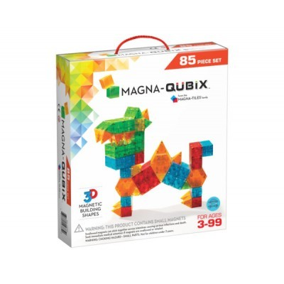 Magna-Tiles | Qubix 85-Piece Set