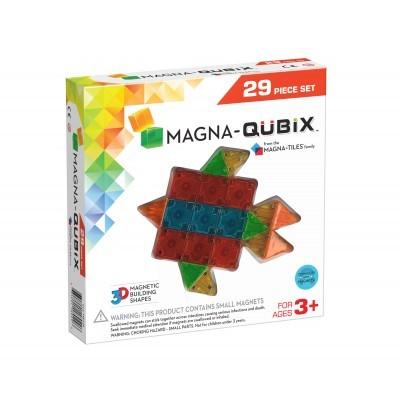 Magna-Tiles   Qubix 29-piece Set