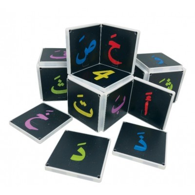 Magna-Tiles   Arabic Alphabet