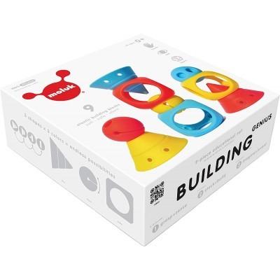Moluk   Building Genius