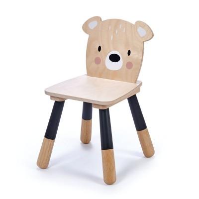 Forest Bear Chair