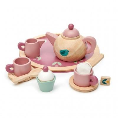 Mini Chef Birdie Tea Set