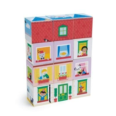 Dream House Blocks
