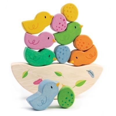 Rocking Baby Birds