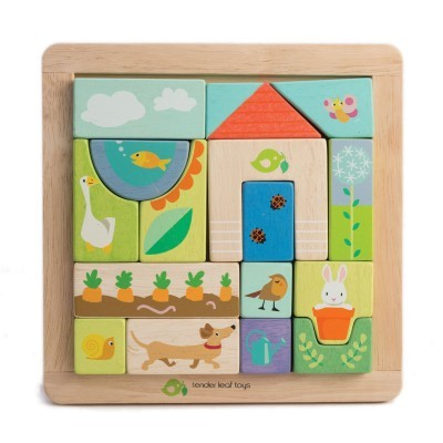 Garden Patch Puzzle