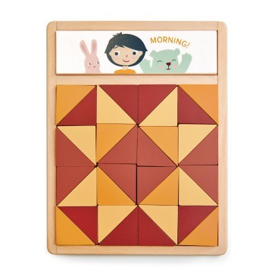 Patchwork Quilt Puzzle