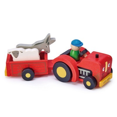 Tractor and Trailer