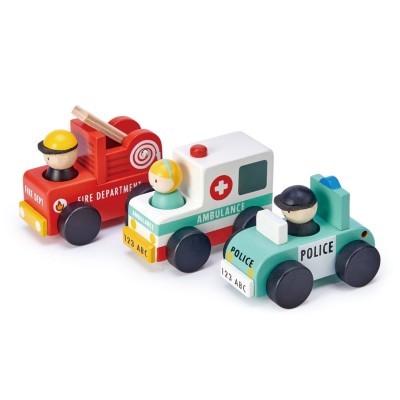 Emergency Cars