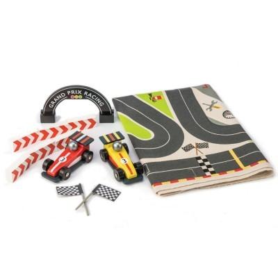 Formula One Racing Play Mat