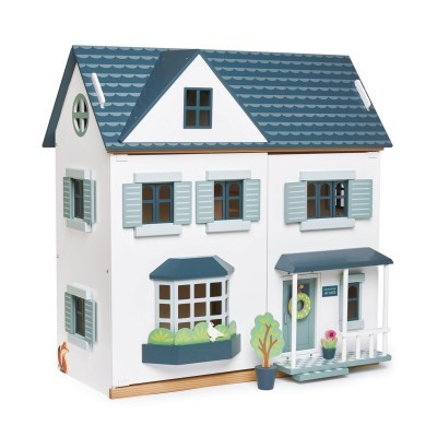Dovetail House (furniture not included)