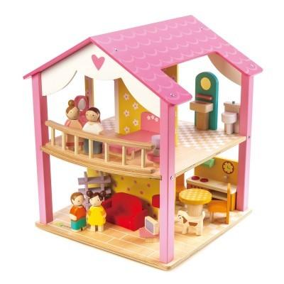 Pink Leaf House