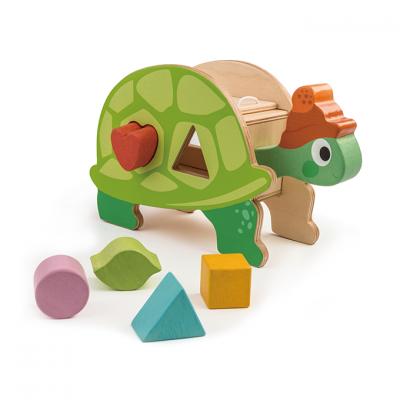 Tortoise Shape Sorter