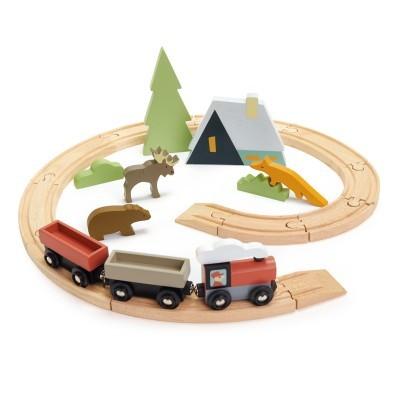 Treetops Train Set