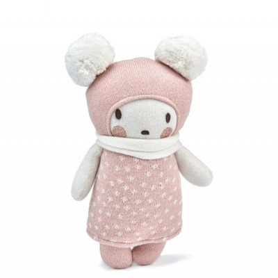 Baby Bella Knitted Doll