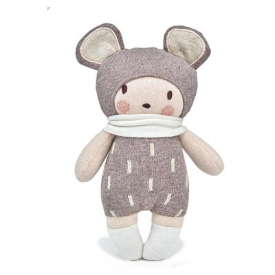 Baby Beau Knitted Doll