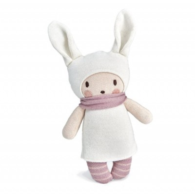 Baby Baba Knitted Doll