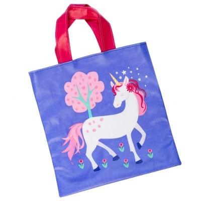 Lulu L'Unicorn Mini Tote Bag
