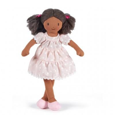 Mia Pink Rag Doll