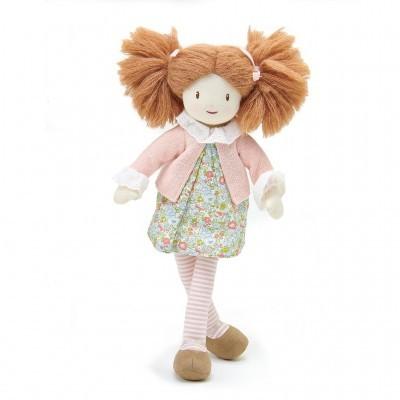 Marty Floral Rag Doll