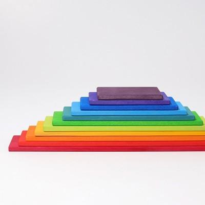 Grimm's Rainbow Building Boards