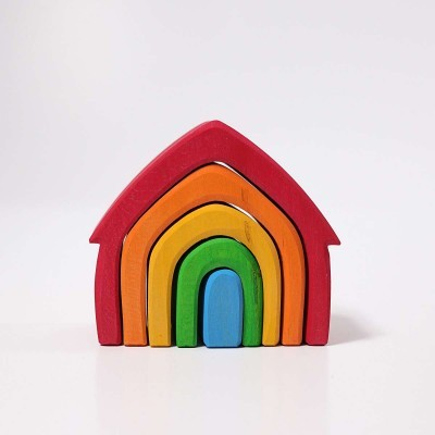 Grimm's Colorful House