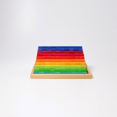 Grimm's Small Stepped Counting Blocks