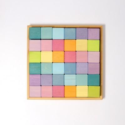 Grimm's Pastel Mosaic
