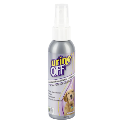 UrineOff Spray dog 118 ml odour and stain remover