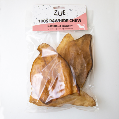 ZUE Cow Ears Dyed 4 pcs