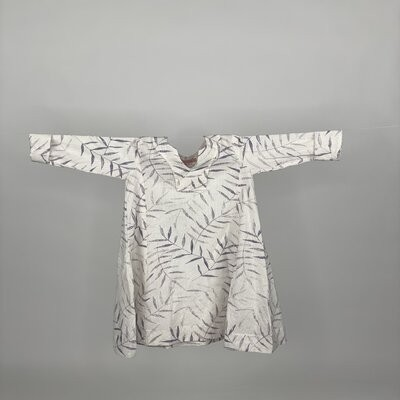 Kids A cut with Sleeves Lavender Fern