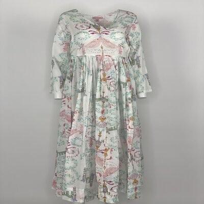 Overlap Dress Mihraja Light