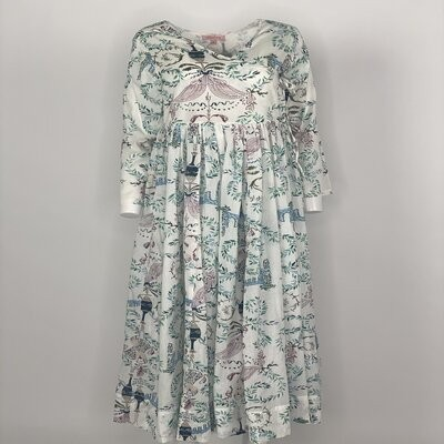 Overlap Dress Mihraja Dark
