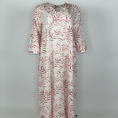 Straight Cut with sleeves Red Fern