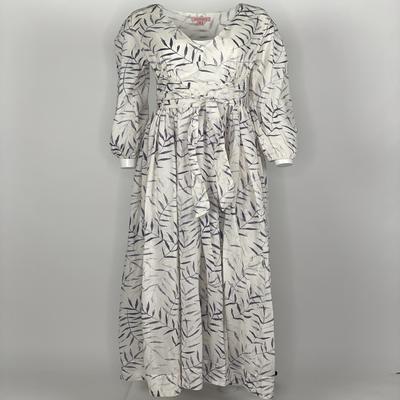 Empire Dress Lavender Fern